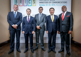 Meeting of Telecom and IT Ministers of BRICS